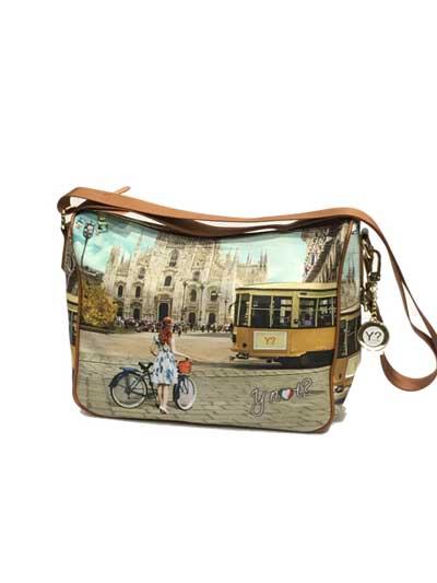 Tram 370 Milano Tracolla Y Not Borsa Fashion N8nm0wv